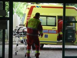 přivezení pacienta