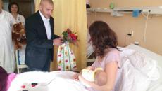 gratulace od pana ředitele Mgr. Rezničenka