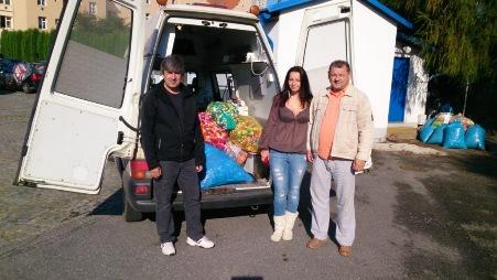 Jiří Poslušný, Bohuslav Rada a Sylvie Surá