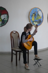 Koncert pro malé pacienty
