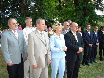 hosté z KÚ kraje Vysoèina