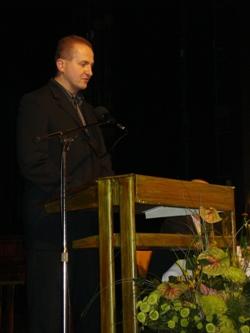 projev ředitele nemocnice MUDr.V.Kaňkovského