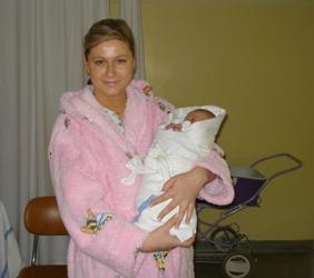 Vanesska a její maminka