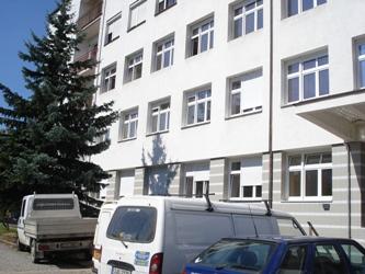 budova interny