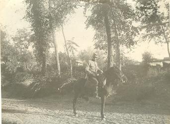 V lbánii za 1. světové války