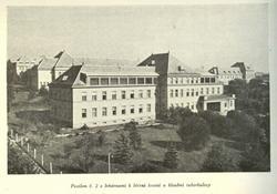 pavilon è. 2 s lehárnami k léèení kostní a kloubní tuberkulosy