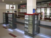 Nové prostory výdejny pro veřejnost
