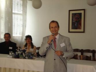 primář ortop.odd.MUDr.Pavel Kubát